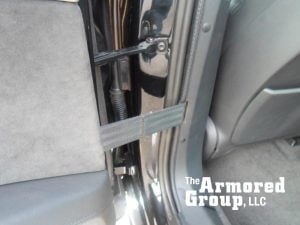 TAG 2015 Armored Audi A8L (VR9) Door Hitch