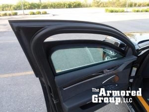 TAG Picture of armored Audi A8L W12 sedan with bulletproof glass