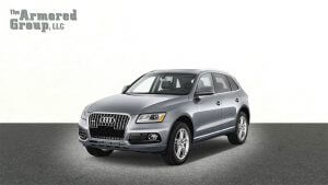 TAG Armored SUV Audi Front