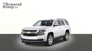 TAG Armored SUV Chevy Front
