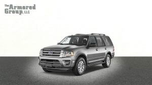 TAG Armored SUV Ford SUV Front
