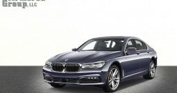 Armored BMW 3, 5, 7 Series