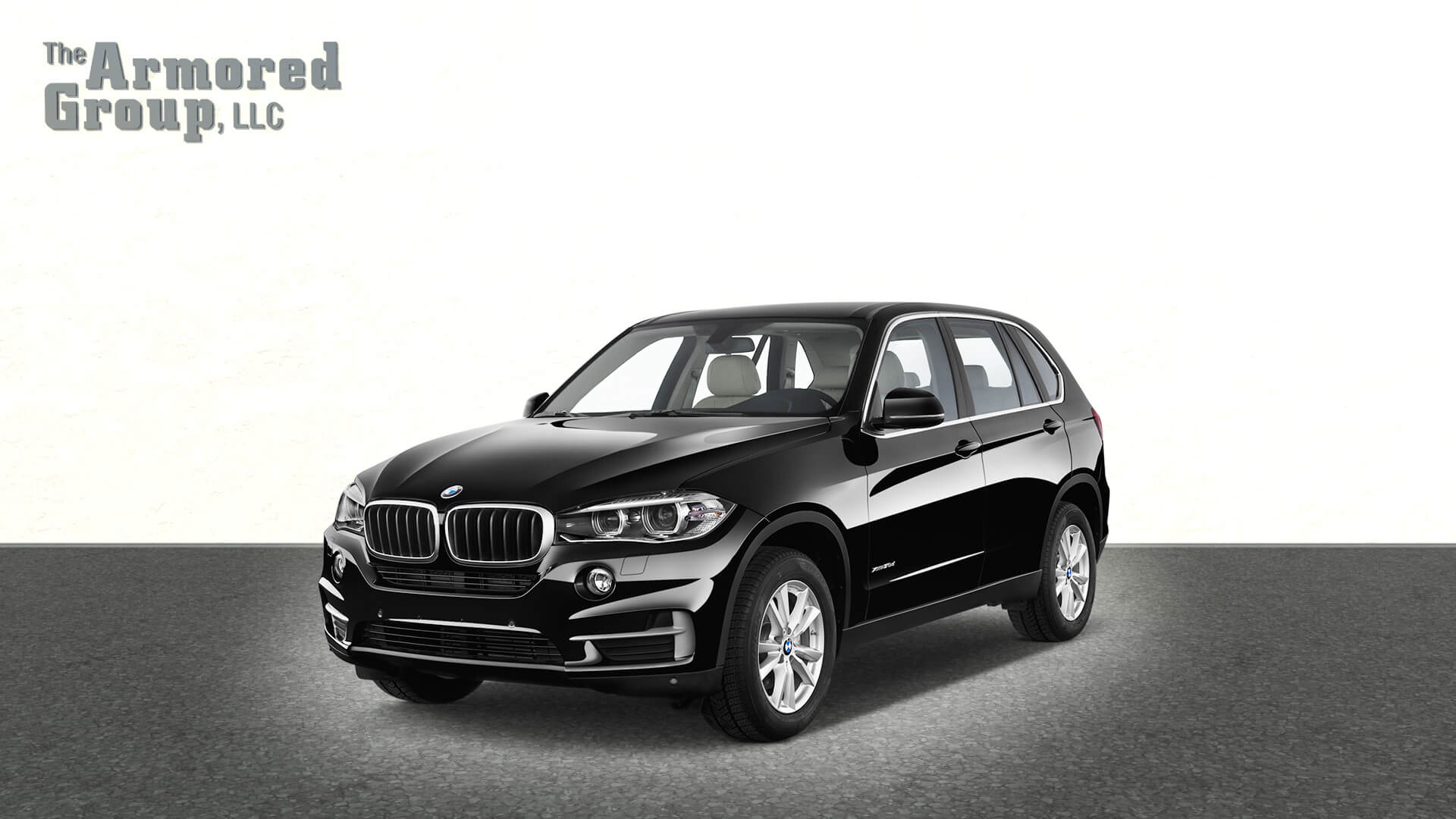 Black Armored Bmw X5 Suv With Bulletproof Gl Picture