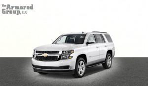 TAG Thumbnail image of armored Chevrolet Tahoe SUV