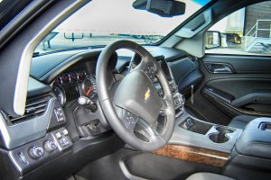 TAG Armored Chevrolet Suburban 1500 Steering Wheel