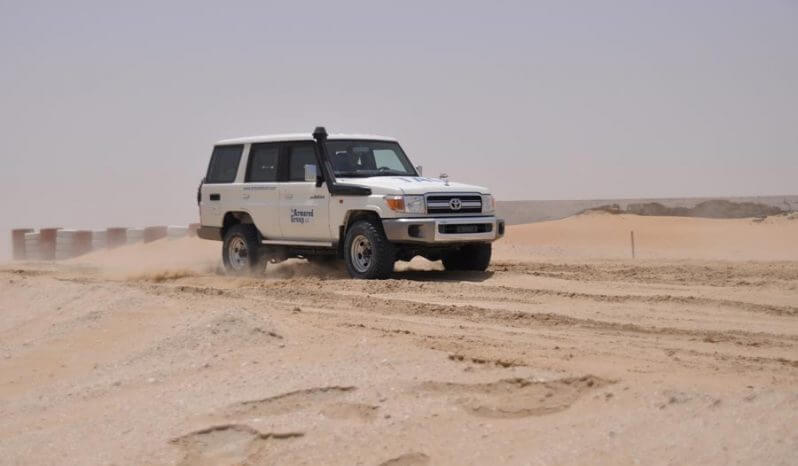 TAG Armored Toyota Land Cruiser 76 Series Offroad