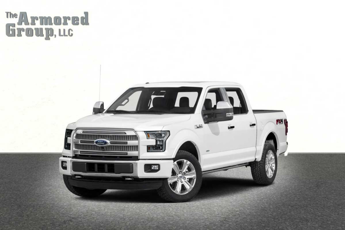 Armored F 150 Bulletproof Ford Truck The Armored Group