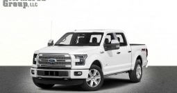 Armored Ford F-150