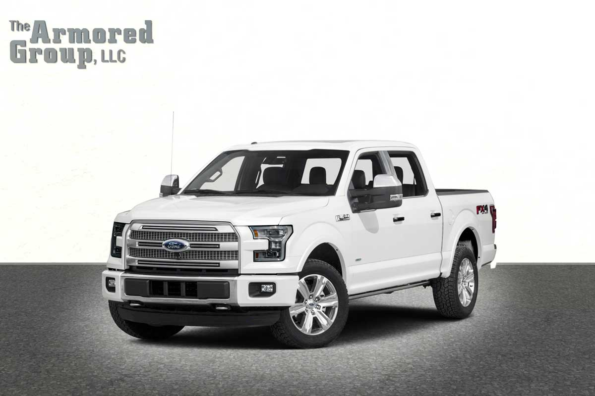 Armored Ford F