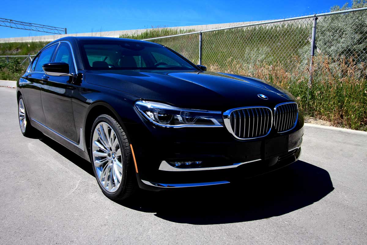 armored 7 series bulletproof bmw sedan the armored group. Black Bedroom Furniture Sets. Home Design Ideas