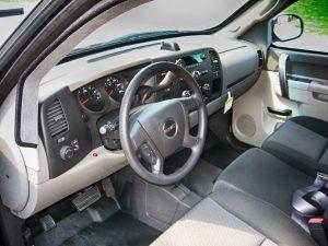 TAG Armored GMC Sierra Line 1500 Steering Wheel