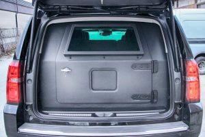 TAG Armored Chevrolet Suburban 1500 Rear Bullet Proof Door