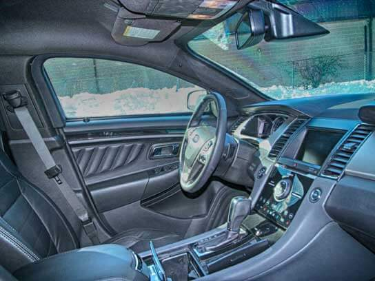 Armored Ford Taurus full