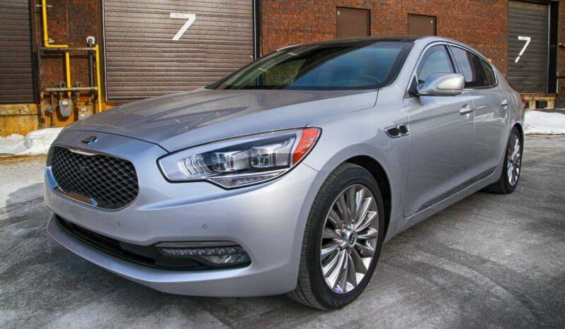 Armored KIA K900 full
