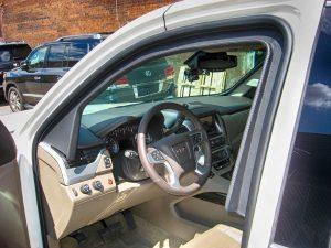 TAG Armored GMC Yukon Denali Steering Wheel