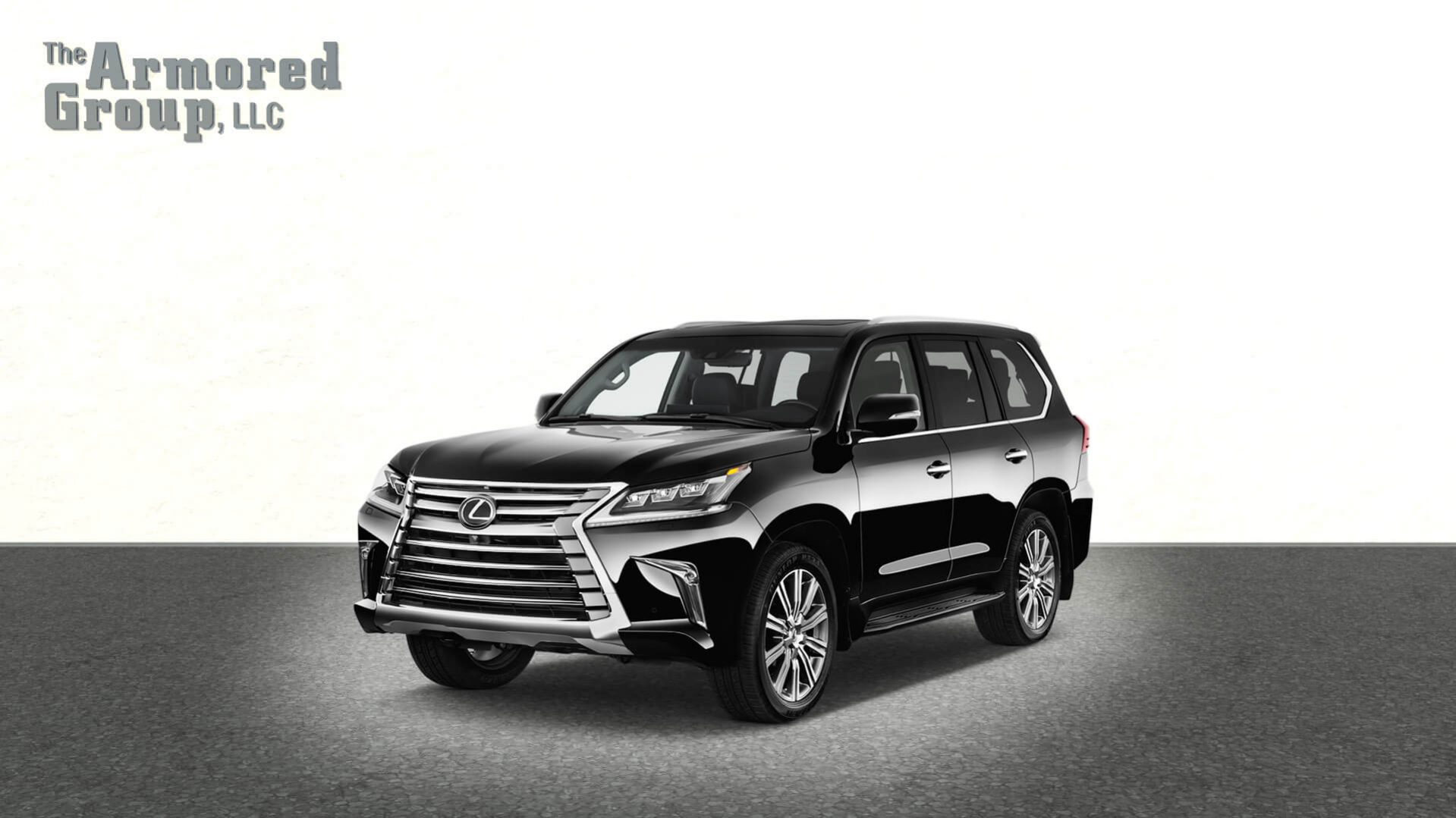 Armored Lx570 Bulletproof Lexus Suv The Armored Group