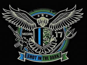 The Armored Group Sponsors Shot in the Dark Vegas to Benefit Law Enforcement Community SITD Eagle