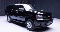 2013 Armored Chevrolet Suburban 2500 LS
