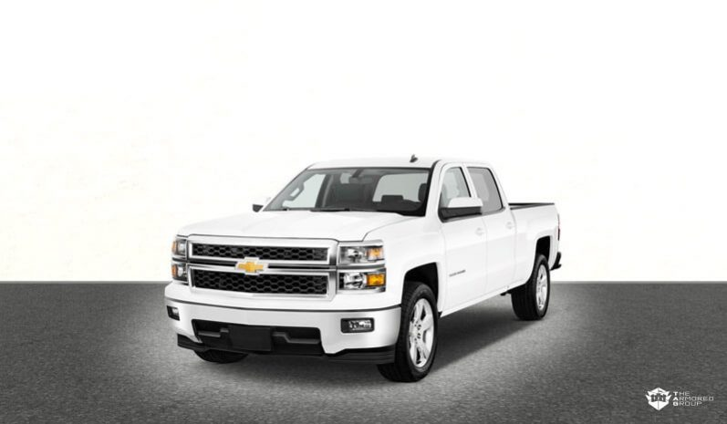 Armored Silverado 1500 Bulletproof Chevrolet Truck The Armored Group
