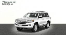 Armored Toyota Land Cruiser (TLC) 200 Series