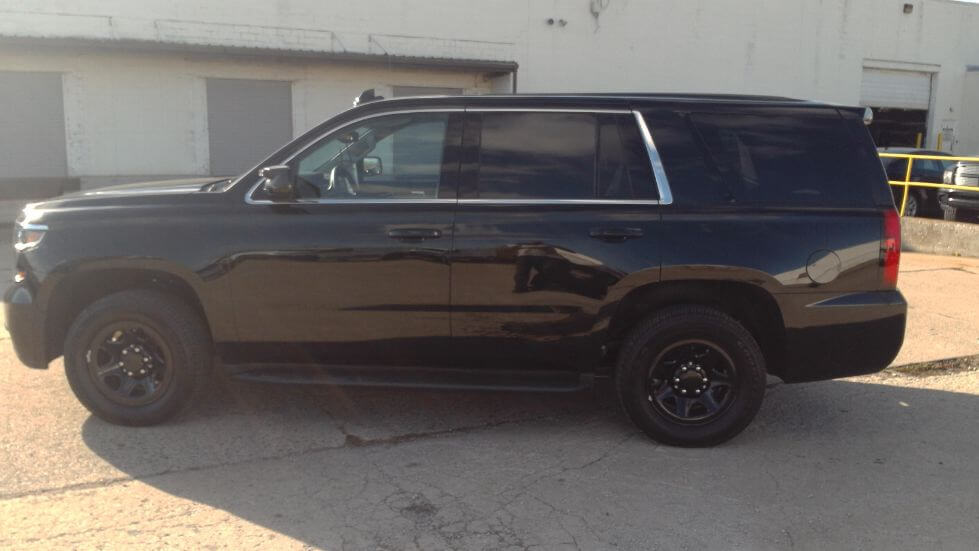 Armored Tahoe Bulletproof Chevrolet Suv The Armored Group