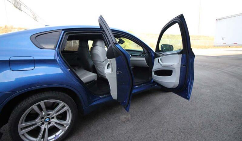 Armored BMW X5 full