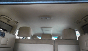 TAG Armored Toyota Land Cruiser (TLC) 200 Series Interior Roof