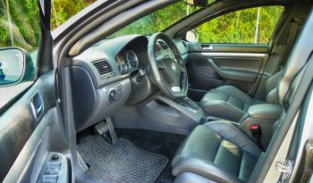 Interior of bulletproof 2008 Volkswagen GTI sedan picture