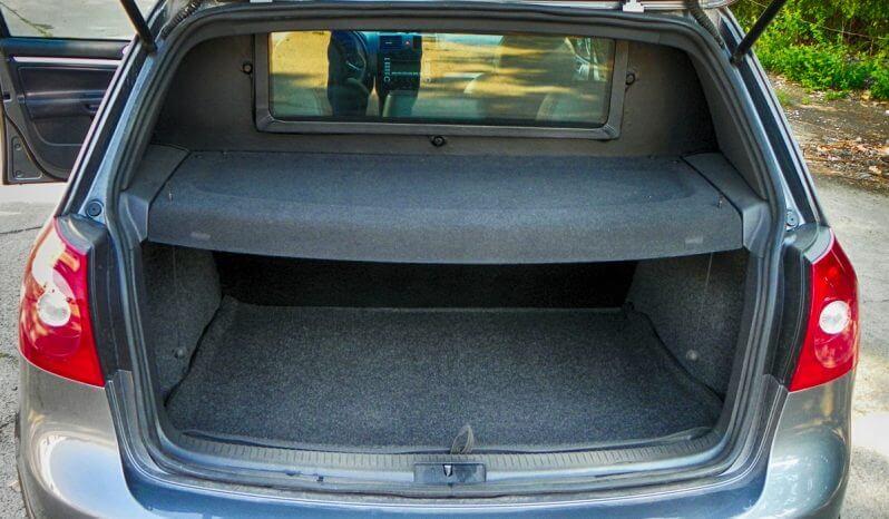 Armored Volkswagen GTI full