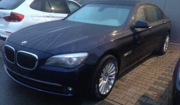 Black pre-owned 2012 armored BMW 7 sedan picture