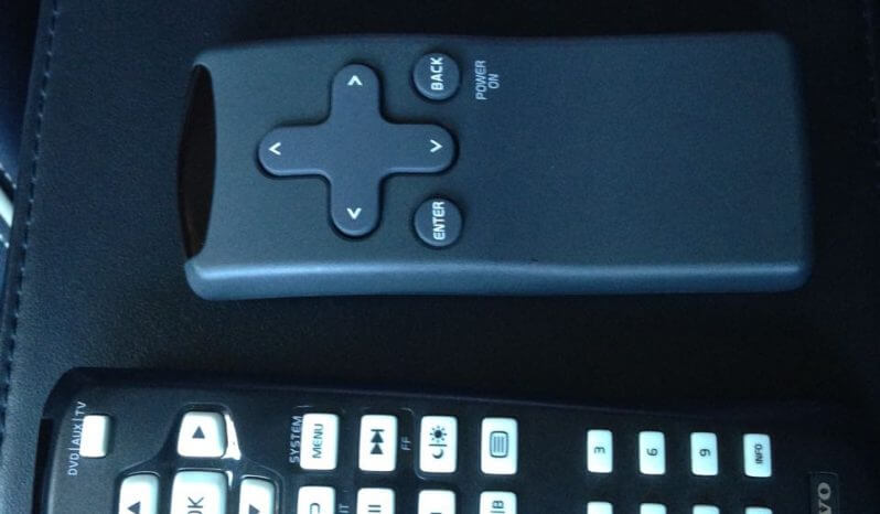 TAG 2012 Armored S80 Volvo Remotes