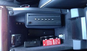 TAG 2012 Armored S80 Volvo Center Console CD