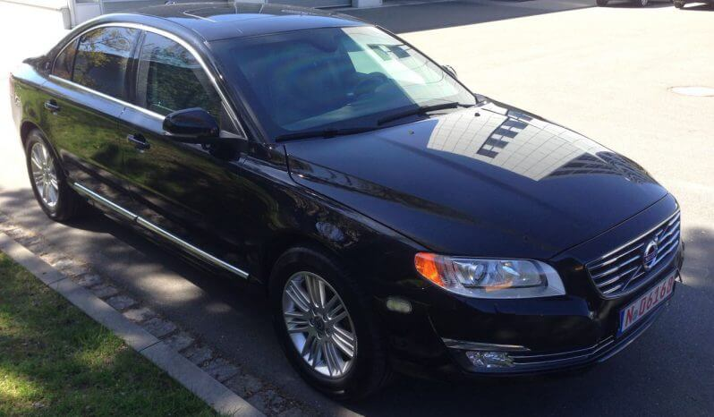 TAG Black pre-owned 2012 armored S80 Volvo sedan picture