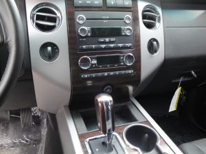 TAG Armored Ford Expedition Center Console