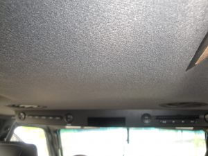 TAG Armored Ford Expedition Roof Top Interior
