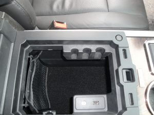 TAG Armored Ford Expedition Center Compartment