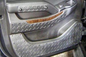 TAG Discreet Armored Suburban Interior Steel Door Panel