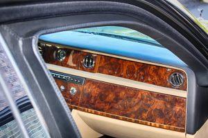 TAG Armored Rolls Royce Phantom Dashboard