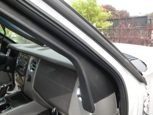 TAG Armored Ford Expedition Dash Splash Ring