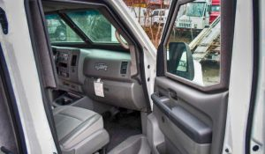 TAG Armored Nissan NV Low/High Roof Passenger Door Open