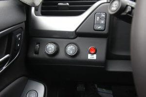 TAG Discreet Armored Suburban Next Steering Wheel Controls