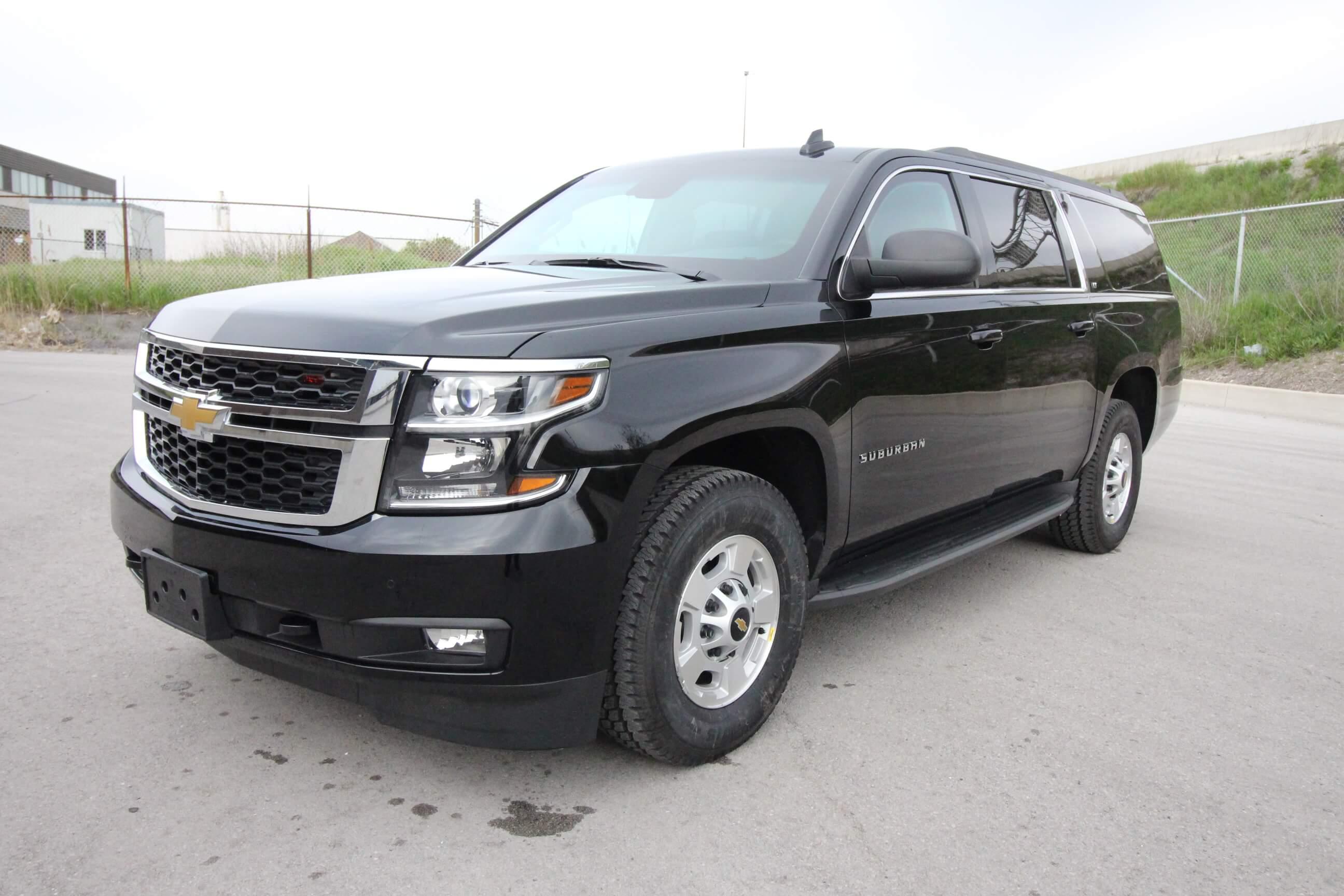 Discrete Armored SWAT Suburban, Bulletproof SUV: The ...