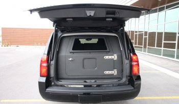 TAG Discreet Armored Suburban Rear View Wall Protection Open Hatchback