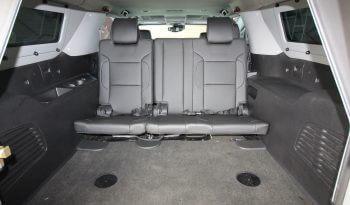 TAG Discreet Armored Suburban Rear Seats View Protected Walls