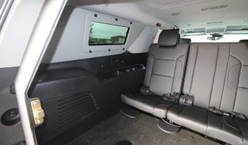 TAG Discreet Armored Suburban Rear Seats Interior Wall Panel Window Proof