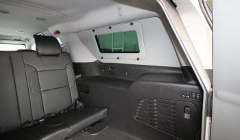 TAG Discreet Armored Suburban Rear Seat Interior Wall Panel Proof