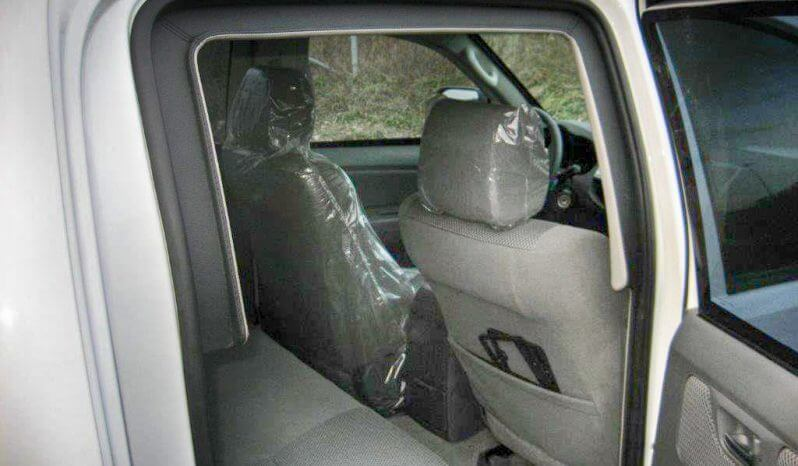 Armored Toyota Hilux full
