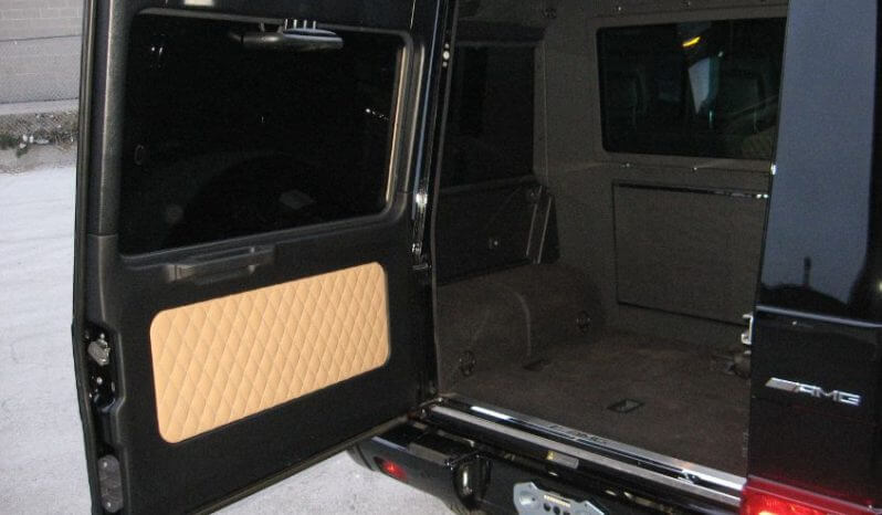Armored Mercedes G Class full
