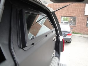 TAG Armored Ford Expedition Rear Armored Door