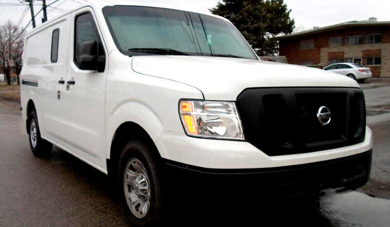 Armored Nissan NV Low/High Roof full